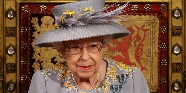 Britain's Queen Elizabeth II's dog had reportedly died after just five months.