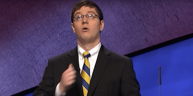 Ryan Bilger apologized for some of his behavior during his Monday appearance on 'Jeopardy!'