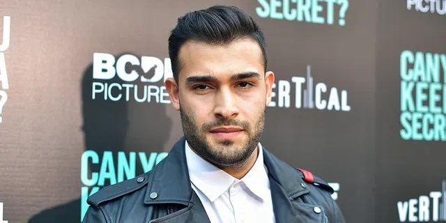 Sam Asghari primarily works as a personal trainer. (Photo by Matt Winkelmeyer/Getty Images)