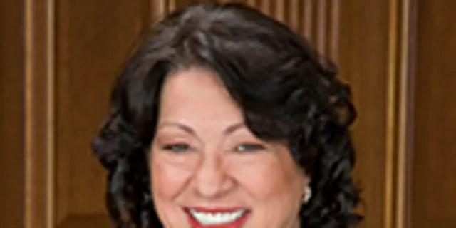 Justice Sonia Sotomayor (Supreme Court)