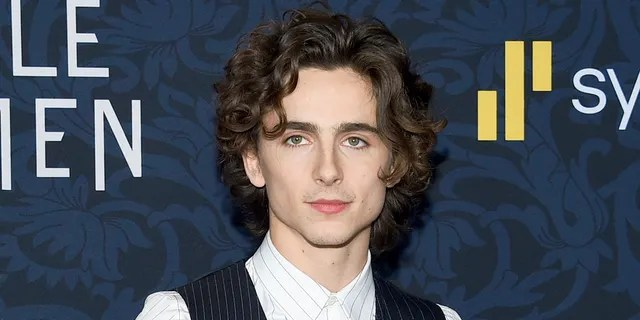 Timothee Chalamet debuted his look as Willy Wonka in the upcoming prequel film from Warner Bros.