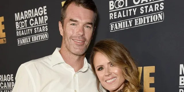 'Bachelorette' star Ryan Sutter said 'things are looking up' as he battles a mystery illness. (Photo by Presley Ann/Getty Images for WE tv )