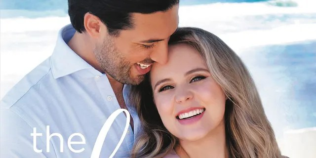 Jinger Vuolo and her husband Jeremy Vuolo have written a book about their marriage titled 'The Hope We Hold: Finding Peace in the Promises of God.'