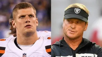 Raiders' Carl Nassib granted personal day following Jon Gruden's homophobic comments
