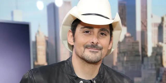 Country singer Brad Paisley believes it's Americans' patriotic duty to get vaccinated.