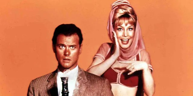 Barbara Eden and her 'I Dream of Jeannie' co-star Larry Hagman remained close over the years.