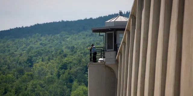 """Clinton Correctional Facility Erik Jensen described it as a """"fortress"""" where you had to quickly adapt in order to survive."""