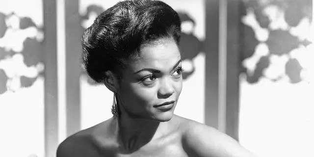 Eartha Kitt became a world-renowned singer, dancer and actress.