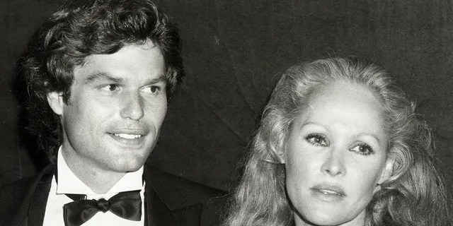 Harry Hamlin and Ursala Andress were together from 1979-1983. (Getty Images)