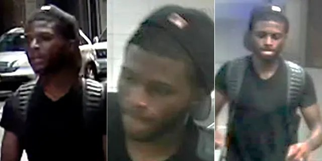Police on Monday revealed new pictures of the suspected gunman in the Times Square shooting.