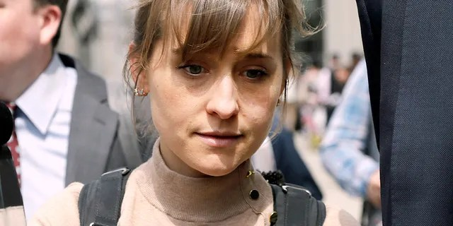 Allison Mack is best known for her role as a young Superman's close friend on the series 'Smallville.'
