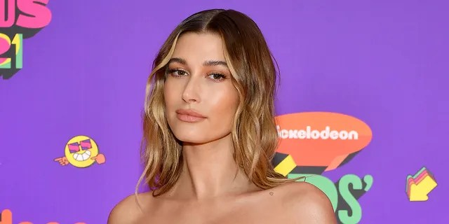 Hailey Baldwin also spoke about how she feels other Christian people judge her for modeling lingerie or bathing suits.