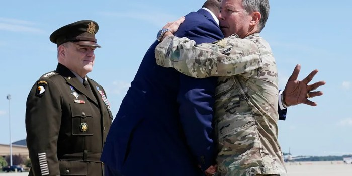 Fmr top US general in Afghanistan gets 'well done' upon return, as Taliban  take key border post with Pakistan   Fox News