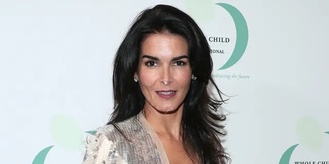 Angie Harmon stunned fans with a bikini photo showing off her toned figure. (Photo by Rich Polk/Getty Images for Whole Child International)