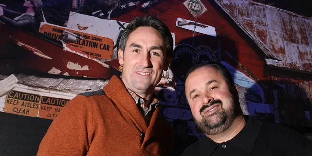 'American Pickers,' which first premiered in 2010, has become a popular reality TV series on The History Channel.