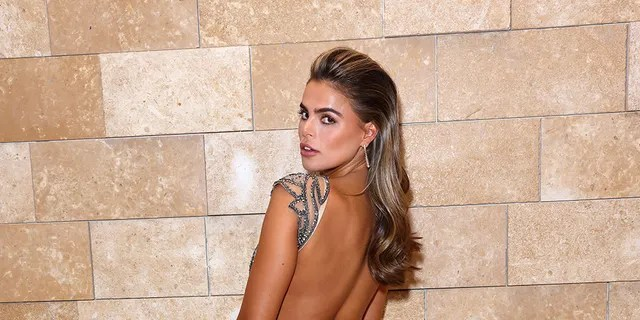 Brooks Nader is in this year's SI Swimsuit issue.