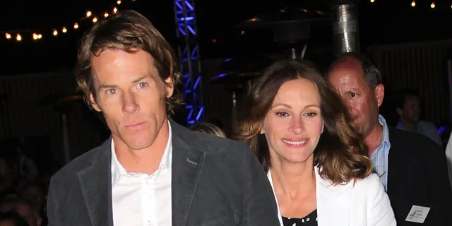 Daniel Moder and actress Julia Roberts celebrated their 19th wedding anniversary on July 4. (Frederick M. Brown/Getty Images)