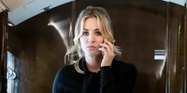 Kaley Cuoco earned her first-ever Emmy nomination for her work on HBO Max's 'The Flight Attendant.'