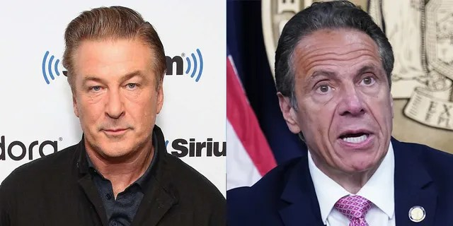 Alec Baldwin spoke out about Andrew Cuomo's resignation in a series of social media posts.