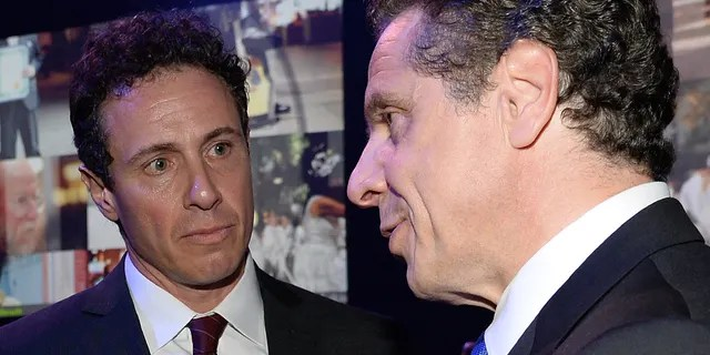 New York Gov Andrew Cuomo announced on Tuesday that he would step down amid an ongoing sexual harassment scandal, raising further questions about what CNN will do with his little brother, star anchor Chris Cuomo.