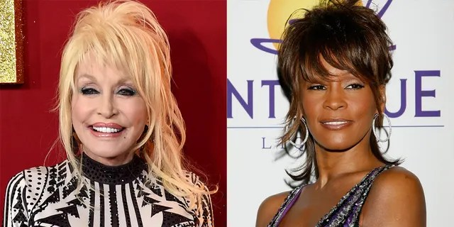 Whitney Houston reportedly earned Dolly Parton $10 million in royalty fees with her cover of 'I WIll ALways Love You.'