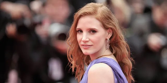 Jessica Chastain Says Makeup