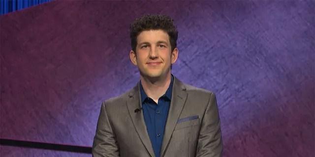 'Jeopardy!' champion Matt Amodio is currently on a winning streak.