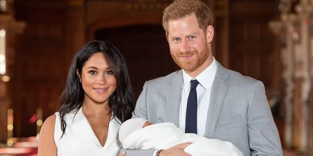 Markle and Harry welcomed their first child, Archie, in 2019.