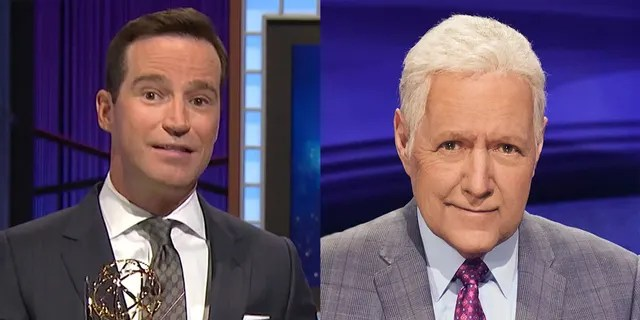 'Jeopardy!' executive producer, Mike Richards, left, was tapped to succeed the late Alex Trebek as the show's permanent host. However, he resigned just nine days after accepting the gig after past comments he made about women during a podcast resurfaced online.