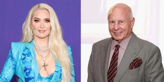 """Erika Jayne has spoken about her divorce frequently on """"The Real Housewives of Beverly Hills."""""""
