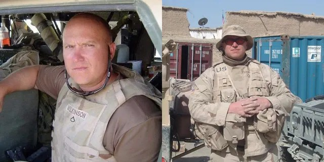 Daniel Wilkinson served two tours in Afghanistan between 2005 and 2011.