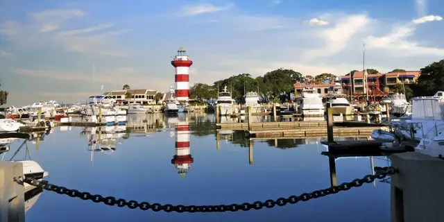 Hilton Head Island in South Carolina is next on KOALA's list for the best family-friendly destination.