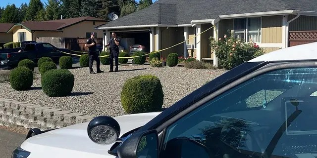 Deputies responded to the home on Saturday and discovered the body of the contractor inside, the sheriff's office said.
