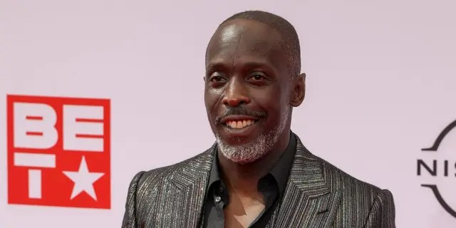 Michael K. Williams poses on the red carpet as he arrives for the BET Awards at Microsoft theatre in Los Angeles, California, U.S., June 27, 2021.
