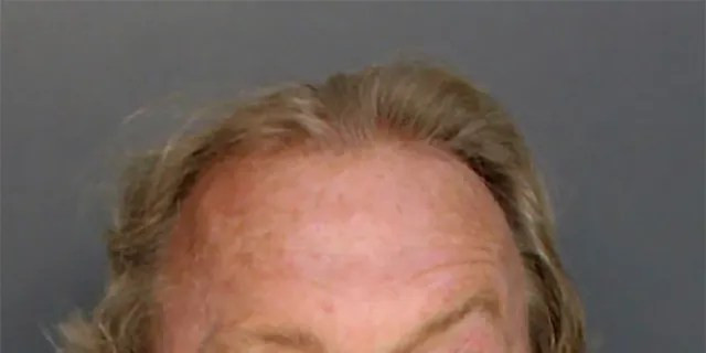 This photo provided by the Colleton County sheriff's office shows Curtis Edward Smith. State police say a prominent South Carolina lawyer tried to arrange his own death this month so his son would get $10 million in life insurance. But authorities say the planned fatal shot only grazed Alex Murdaugh's head on Sept. 4. (Colleton County Sheriffs Office/AP)