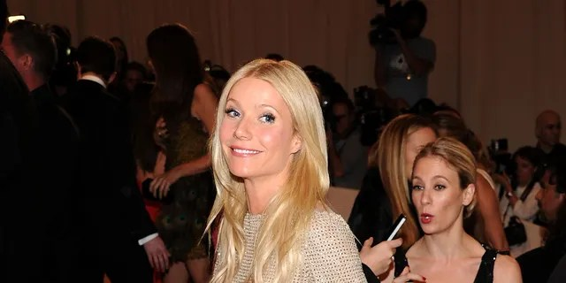 Actress Gwyneth Paltrow attends the 'Alexander McQueen: Savage Beauty' Costume Institute Gala at The Metropolitan Museum of Art on May 2, 2011 in New York City.
