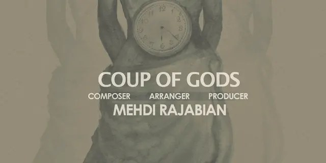 The latest album by Mehdi Rajabian, who has been detained multiple times for his music. (Source: Mehdi Rajabian)