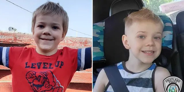 Michael Joseph Vaughan, 5, vanished near his home in Fruitland, Idaho, on July 27. Investigators were working to clear the hundreds of tips that have been received in the weeks that followed.