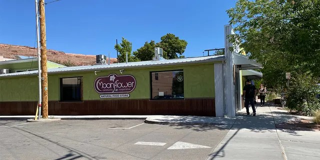 Moonflower Cooperative Organic grocery store in Moab, Utah, is a point of connection between two unresolved cases that have attracted national attention.