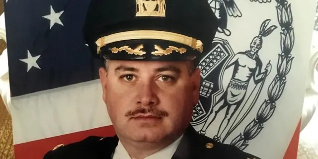 Rich Palmer, retired warden of the New York City Department of Corrections