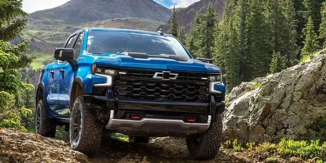 The Silverado ZR2 is the most extreme model ever.