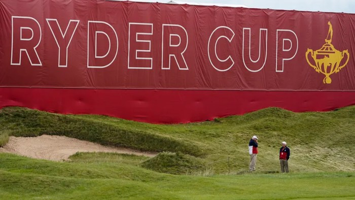 Here's what to know about the Ryder Cup