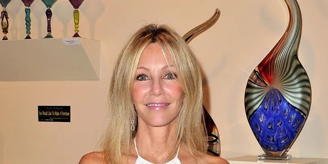 Heather Locklear recently marked two and a half years of sobriety.