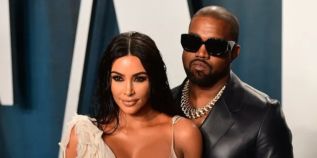 News of Kim Kardashian and Kanye West's divorce broke earlier this year.