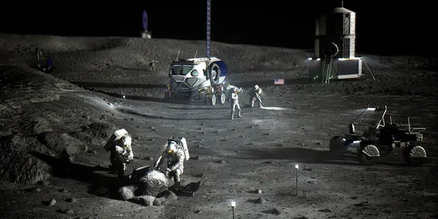 NASA plan for Wi-Fi on the moon could impact Earth's digital divide.