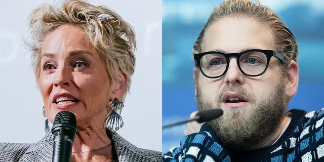 Actress Sharon Stone received backlash from fans on social media for complimenting Jonah Hill after he made a public plea asking people to 'not comment on my body.'