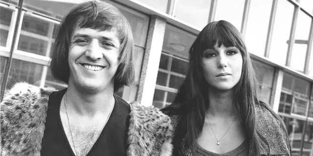 Sonny & Cher, 1965.