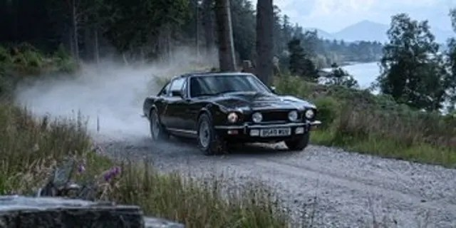 The V8 Vantage was made from 1977 to 1989.