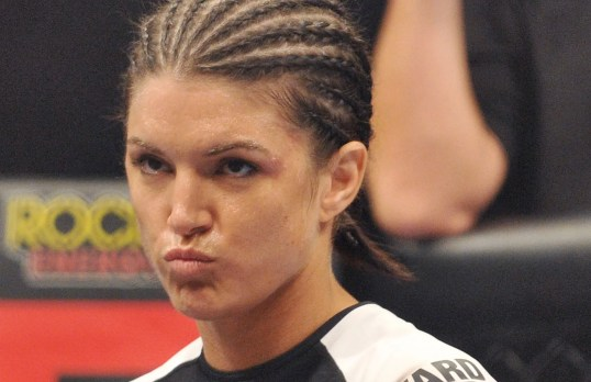 Gina Carano 'very open' to a return to MMA 'if circumstances were right' | FOX Sports