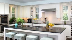 20 Beautiful Kitchen Islands With Seating